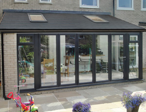 Garden Rooms A Solid Tiled Roof Solution For