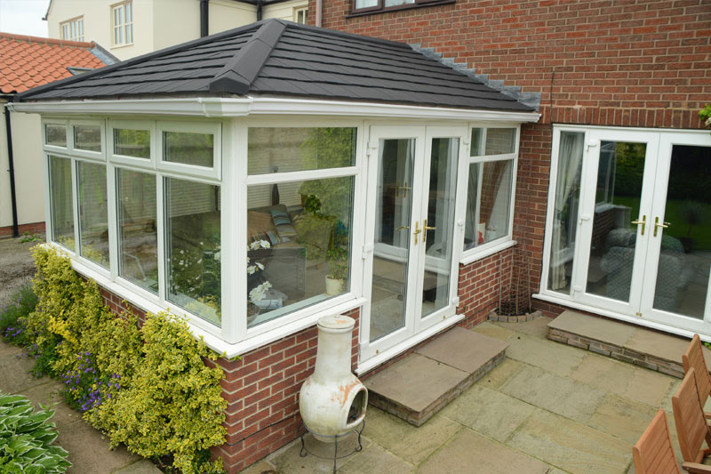 Supalite A Solid Tiled Roof Solution For Conservatories Form Universal