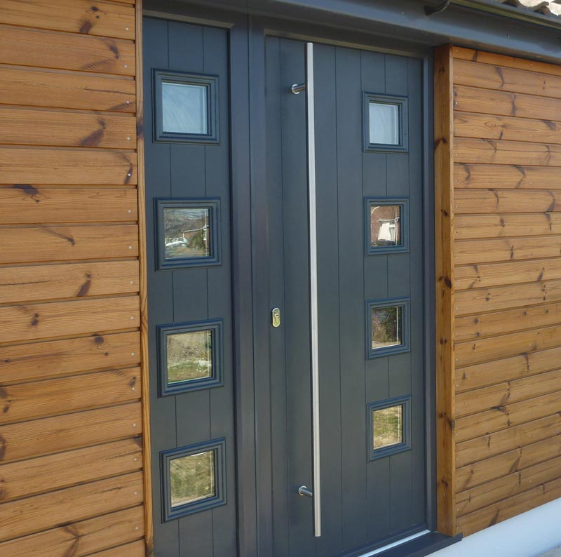 Solidor Composite Doors Form Universal