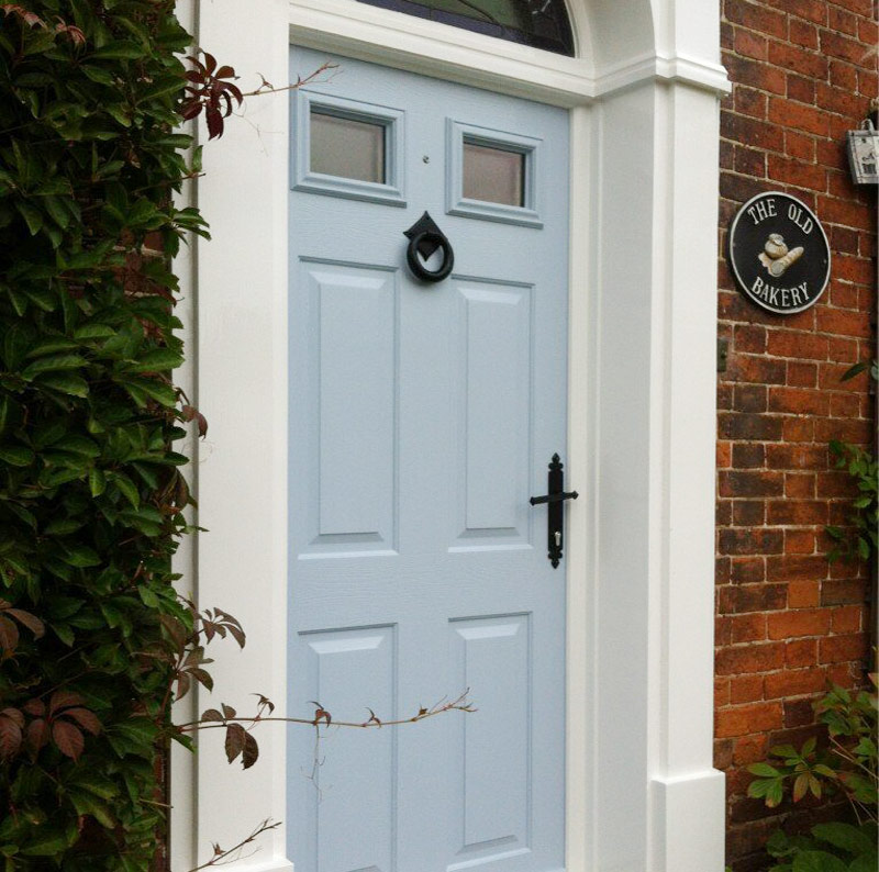 & Solidor Composite Doors form Universal