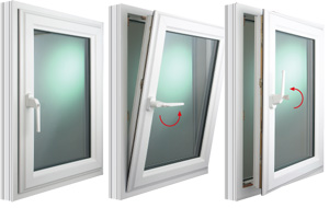 Spectus Tilt And Turn And Casement Pvcu Windows Form Universal
